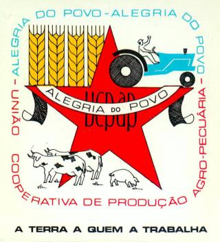 Cartazes do Revolução Português (Posters from the Portuguese Revolution) (SJSU)