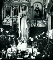 1900 Statue of Mary at Easter