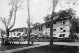 1906 Earthquake damaged Hotel Vendome Annex.