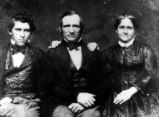 1860 Portrait of the Rich family.