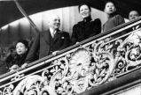 1943 Madame Chiang Kai-shek in San Francisco.