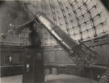 1890 Lick Observatory 36-inch telescope.