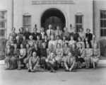 1950 Willow Glen School faculty