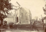 1906 Earthquake damaged Methodist Episcopal church.