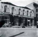 1906 Earthquake damaged building.