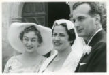 Irene Dalis wedding photograph