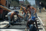 Transit Mall Construction, 1988
