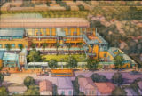 Horace Mann School, rendering 2001