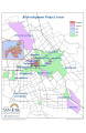 Redevelopment Project Areas Map