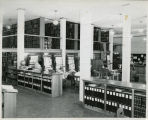 1952, Old Post Office building, Market and San Fernando, interior