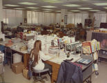 1974, Main Branch, Technical Services, King Library