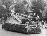 1929 Parade Float, Mercury Herald Junior Club
