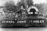 1929 Parade Float, Safety