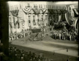 1928 Parade route