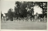 1928 Marching band, San Jose State Teachers