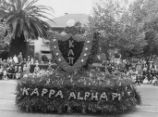 1929 Parade Float, Kappa Alpha Pi