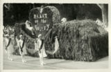 1928 Parade float, Sunnyvale