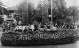 1929 Parade Float, Camp Fire Girls