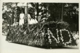 1928 Parade float, Notre Dame School