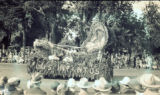 1926 Parade float, Kindergarten branch of San Jose High School