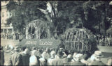 1926 Parade float, Santa Clara