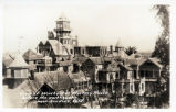Winchester Mystery House before the 1906 Earthquake.