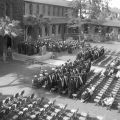 San Jose State College graduation