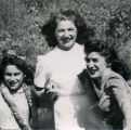 Diane Talesfore, Christine 'Tiny' Albanese, Marian Talesfore