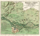 Environs of Vienna, and plan of the battles fought near Aspern and Esling on the 21st & 22d...