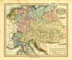 Central States of Europe according to the congress of Vienna.