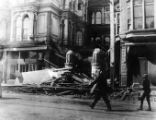 1906 earthquake devastation.