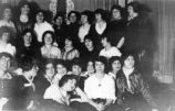 Group photograph of female students.