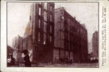Phelan building after the 1906 earthquake.