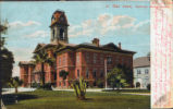 Second San Jose State Normal School postcard.
