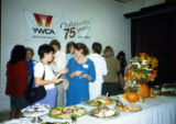 YWCA's 75th anniversary celebration