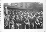 Shirley Orpha Smith's 1947 graduating class.