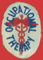 Occupational therapy patch.