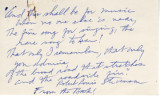 Letter from Carl D. Duncan to Patricia Whiting, October, 1965