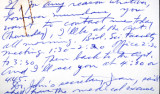 Undated letter from Carl Duncan to Patricia Whiting