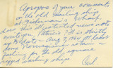 Letter from Carl D. Duncan to Patricia Whiting, August 7, 1964