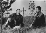John Steinbeck and Bo Beskow