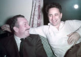 John Steinbeck and Elia Kazan
