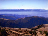 The Salinas Valley from Fremont Peak